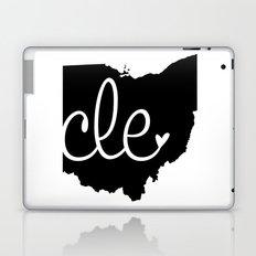 Love Cleveland Laptop & iPad Skin