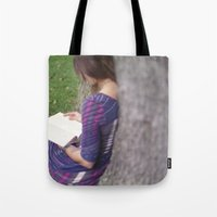 Bookish Tote Bag