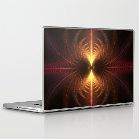 Fractal Magic Laptop & iPad Skin