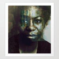 Don't Let Me Be Misunder… Art Print