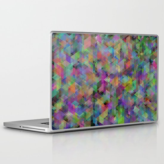 Panelscape - #11 society6 custom generation Laptop & iPad Skin