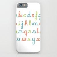 Abc... Rgb... iPhone 6 Slim Case