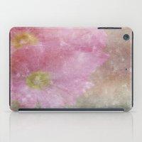 Hollyhock 1 iPad Case