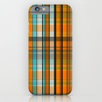 Rusty Teal iPhone 6 Slim Case