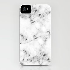 Real Marble  Slim Case iPhone (4, 4s)