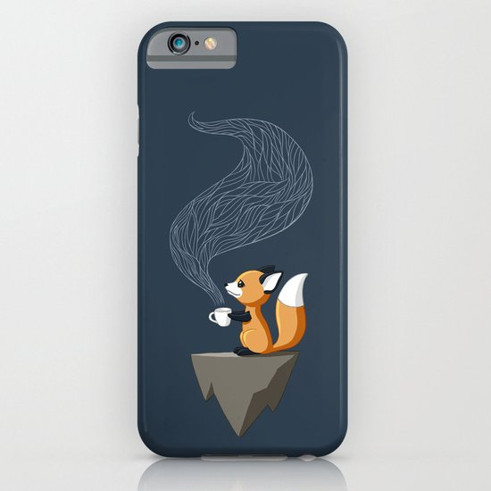 Fox Tea iPhone & iPod Case