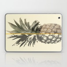 Double Pineapple Laptop & iPad Skin