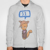 Doctor Meow (11th Doctor) Hoody