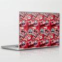 AAAGHHH! PATTERN! Laptop & iPad Skin