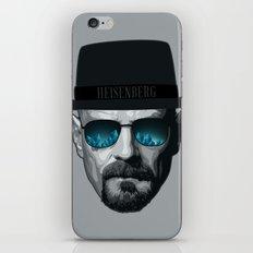 Breaking Bad Heisenberg iPhone & iPod Skin