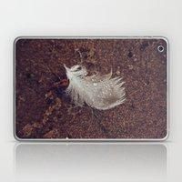 Beach Feathers 2 Laptop & iPad Skin