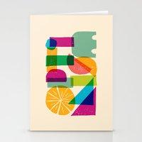 Optimism Stationery Cards