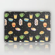 Yummy Breakfast Laptop & iPad Skin