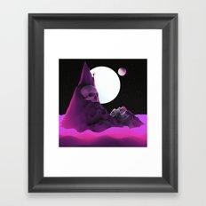 征服者 | Conqueror Framed Art Print
