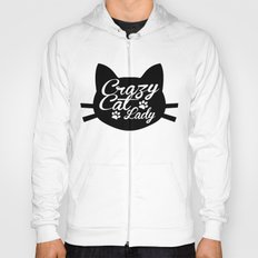 Crazy Cat Lady Hoody
