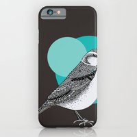 iPhone & iPod Case featuring Sparrow by Rachel Russell