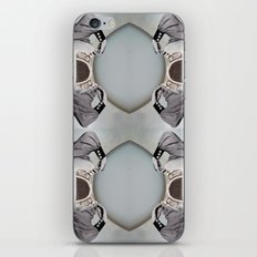 no matter how many times you put that on it's not going to work. iPhone & iPod Skin