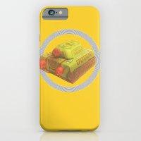 iPhone & iPod Case featuring TANKE by Marukosu