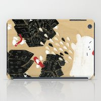 Rain of Terror iPad Case