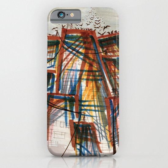 The City pt. 5 iPhone & iPod Case