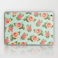 LONGING FOR SPRING- FLOR… Laptop & iPad Skin