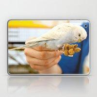 Blue Parakeet Laptop & iPad Skin