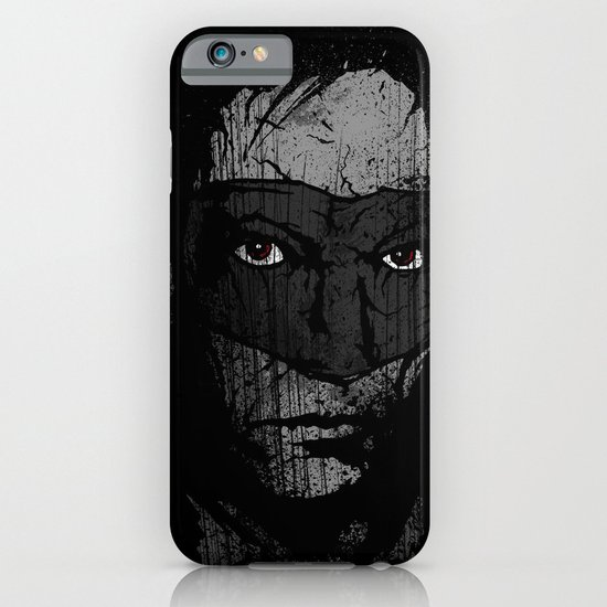 Father Hazard (Red Eyes) iPhone & iPod Case