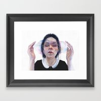 ( ) Framed Art Print
