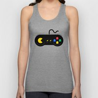 Game of Ghosts Unisex Tank Top