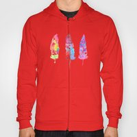 DANCING WITH FEATHERS  Hoody