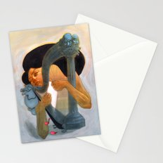 A Musician Stationery Cards