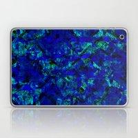 Vitrage (Blue) Laptop & iPad Skin