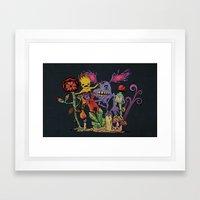 My Typical Dream? Framed Art Print