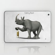Cork it, Durer! Laptop & iPad Skin