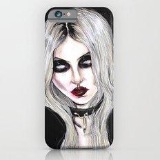 Taylor Momsen #rockrules iPhone 6s Slim Case