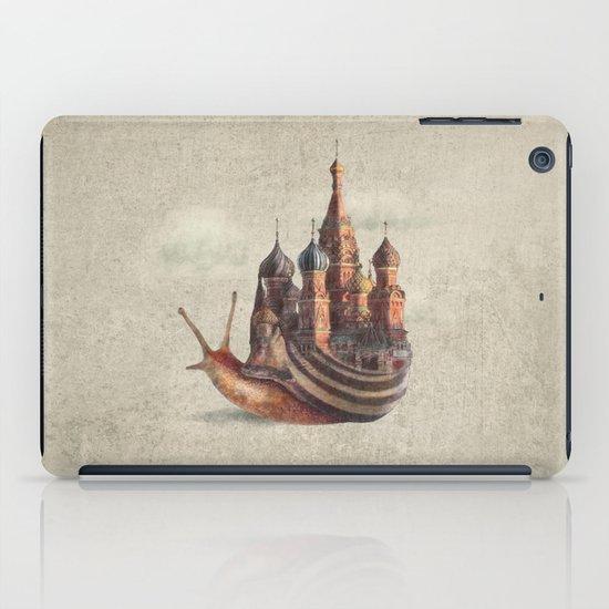 The Snail's Daydream iPad Case