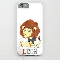 Leon iPhone 6 Slim Case