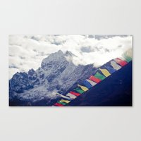Elevation Canvas Print