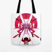 Another Photoshop Robot … Tote Bag