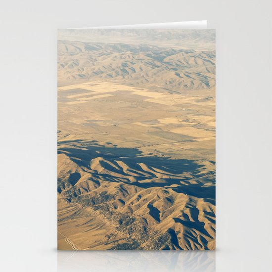 High Desert Stationery Card