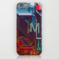M! iPhone 6 Slim Case