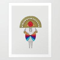 Pachamama Art Print