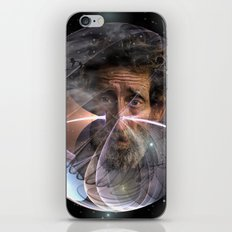 The winter magician iPhone & iPod Skin