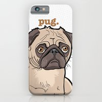 Lilly (pug) iPhone 6 Slim Case