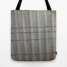 This fear bring pain Tote Bag