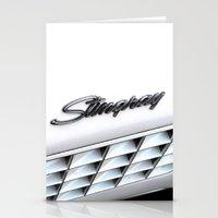 Stingray Stationery Cards