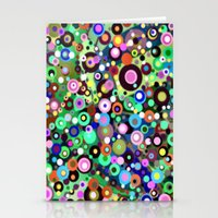 In Circles Stationery Cards