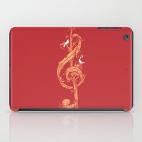 Natural Melody iPad Case