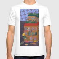 T-shirt featuring Inside Out Apartment by Valeriya Volkova