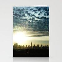New York, NY Stationery Cards